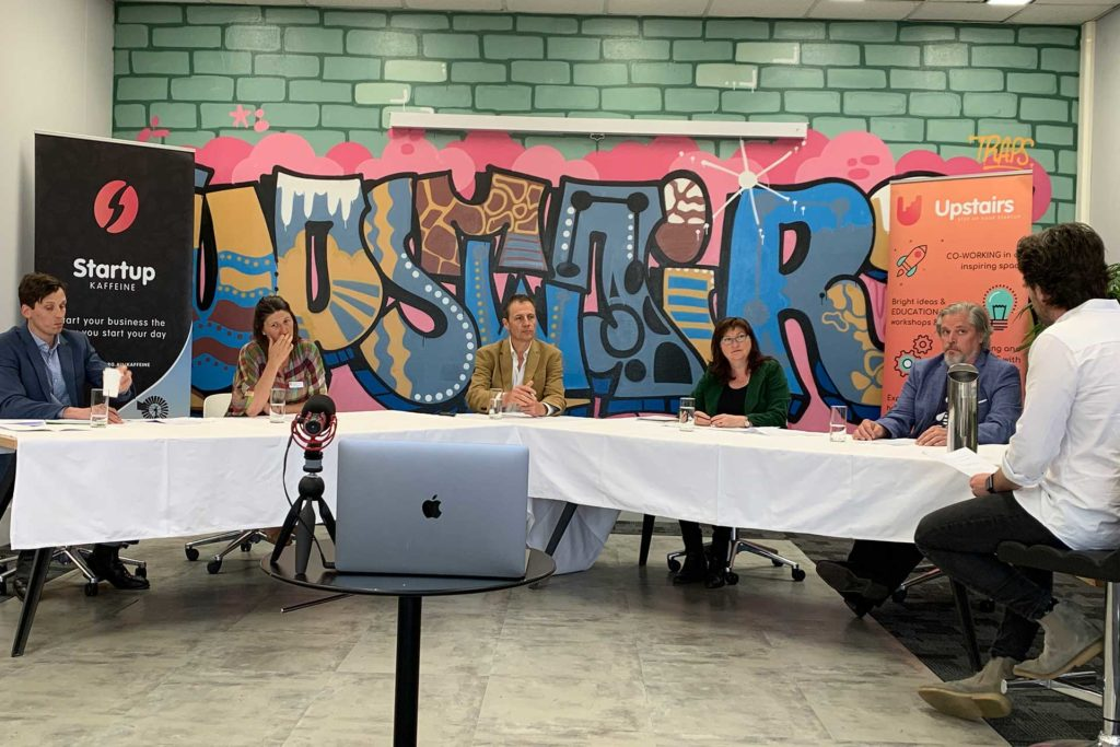 Expert Panel | Upstairs Startups Co-working Space, Bathurst, Australia