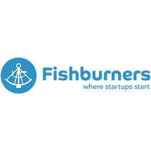 Fishburners Logo | Upstairs Startups Co-working Space, Bathurst, Australia