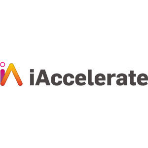 iAccelerate Logo | Upstairs Startups Co-working Space, Bathurst, Australia