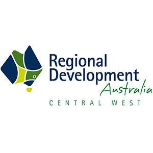 Regional Development Australia Logo | Upstairs Startups Co-working Space, Bathurst, Australia